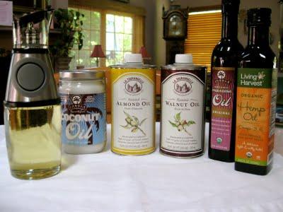 choosing the best oil coconut vs olive